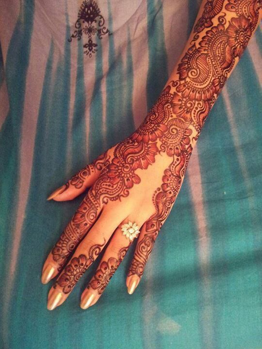 How to Make Mehndi Darker & long Lasting- Tips & Ideas (11)