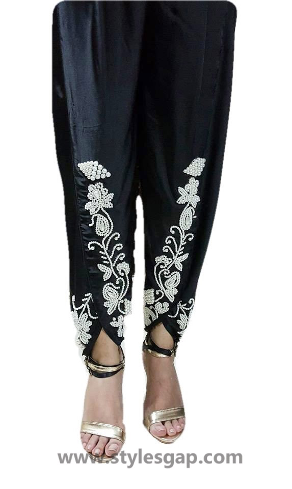 Types & Styles of Tulip Pants Latest Trends 2016 in Pakistan (4)