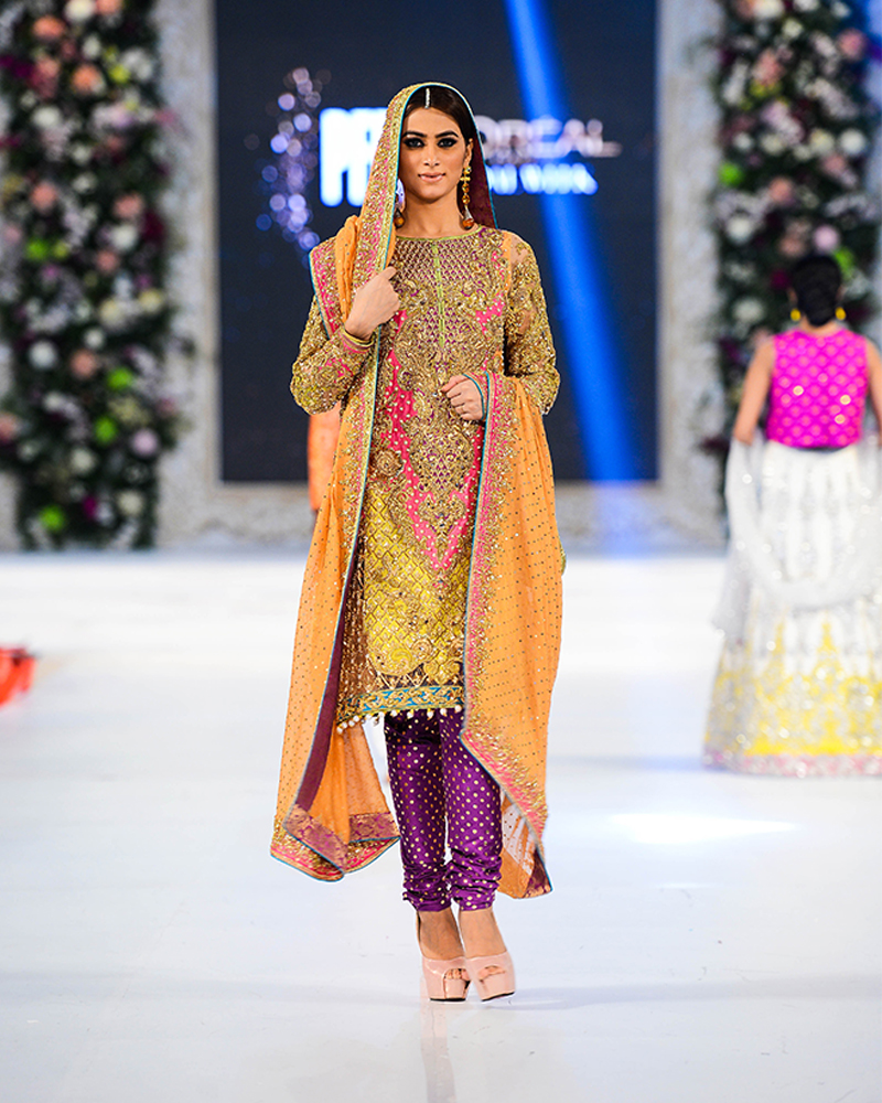 Birthday Dress Collection: Pakistani Party Wear Embroidered Shirts 2018-2019 Latest