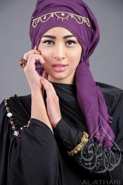 Headband Hijab Top Winter Hijab Styles With Tutorials That