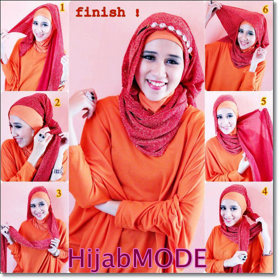 Lace Hmodern Hijab Styles Tutorial 17 Best Images About Hijab
