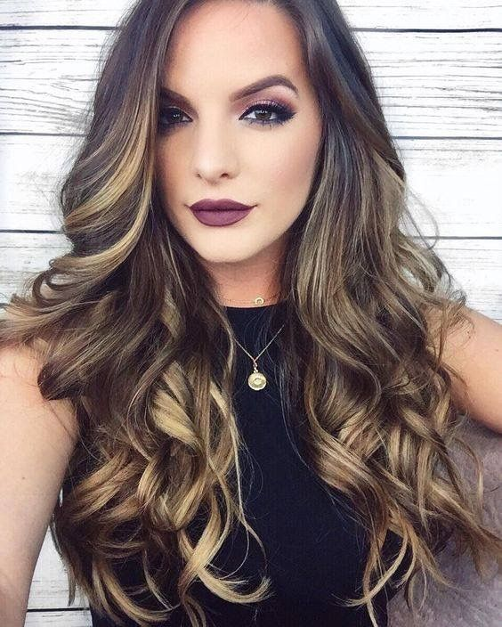 Top 10 Women Best Winter Hair Color Shades 2018 2019 To Try
