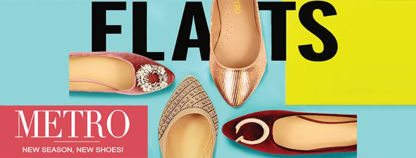 Metro Shoes Stylish Winter Footwear Collection 2017-2018