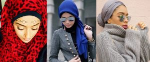 Top Winter Hijab Styles with Tutorials 2018-19 Stay Warm & Stylish