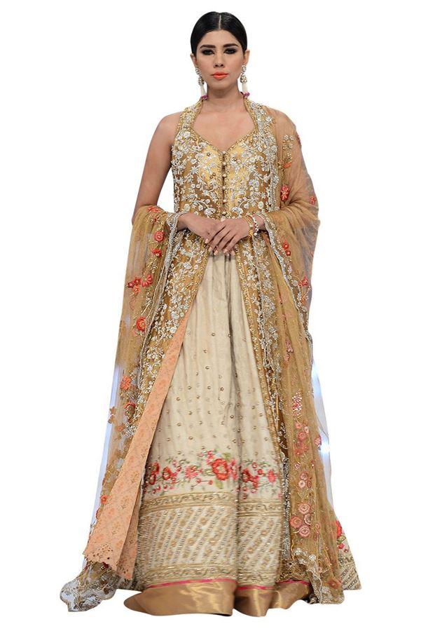 Sania Maskatiya Best Bridal Dresses Trends Latest