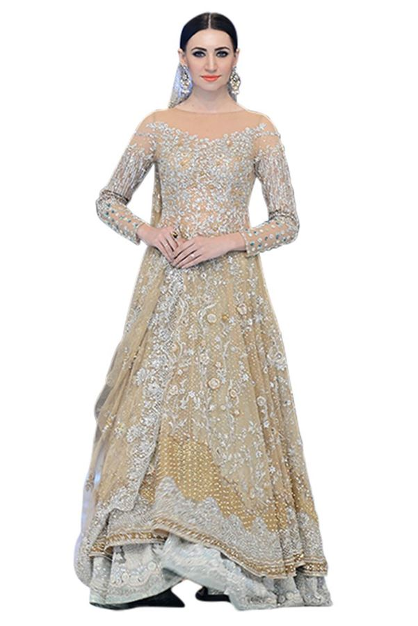 Best Bridal Dresses By Sania Muskatiya Latest Collection 9