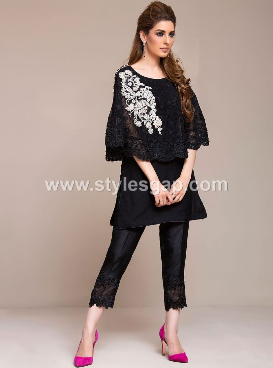 Latest pakistani dress style