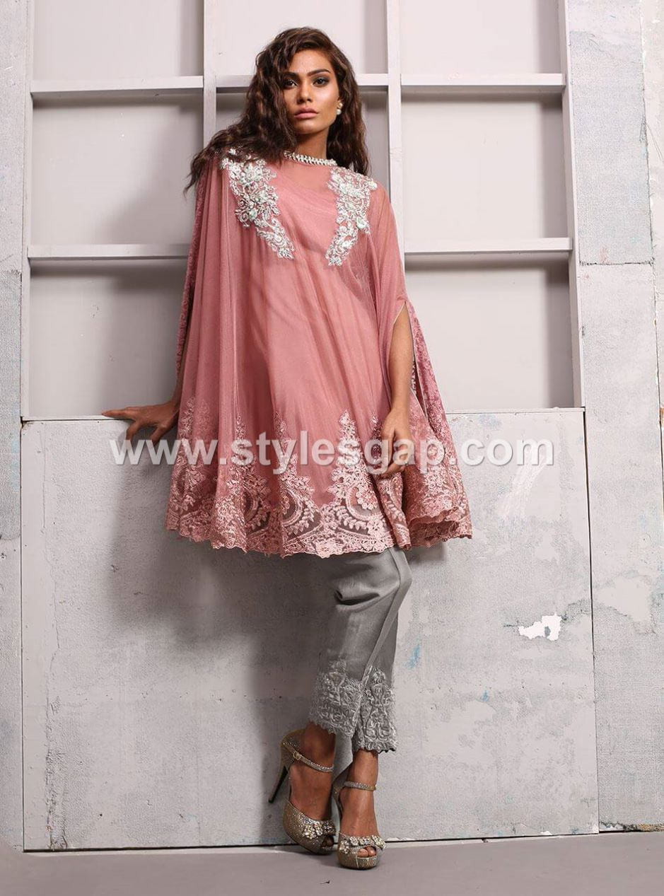 New collection 2018 pakistani fashionable dress