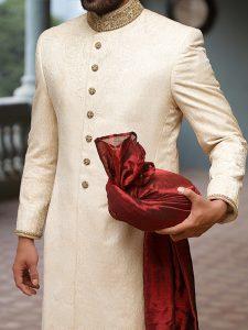 latest mens wedding sherwani