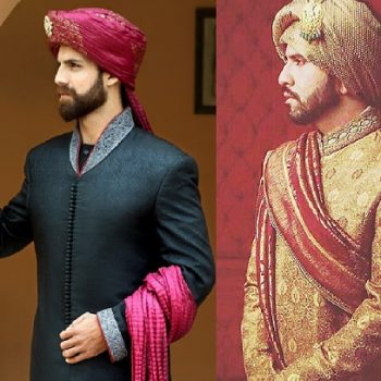 Latest Mens Wedding Sherwani Trends 2020 by Top Pakistani Designers