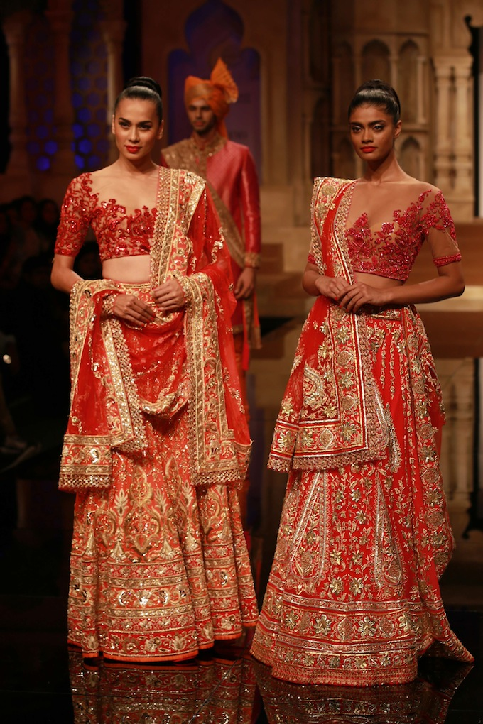 Abu jani & Sandeep Khosla- Top 10 Popular & Best Indian Bridal Dresses Designers- Hit List (3)