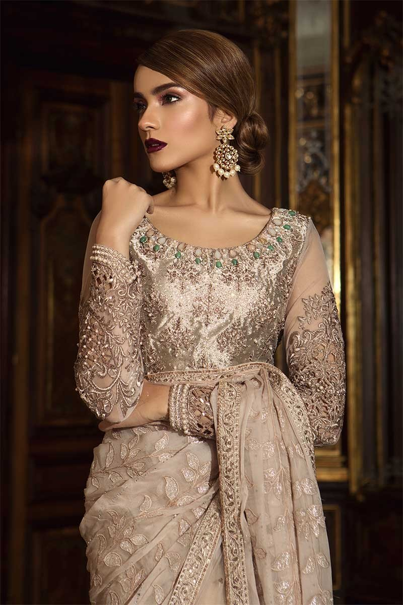 f179d147b8c Have a look on Latest Formal Wedding Dresses by Maria B posted below and get  inspired. Go and update your formal wardrobe.