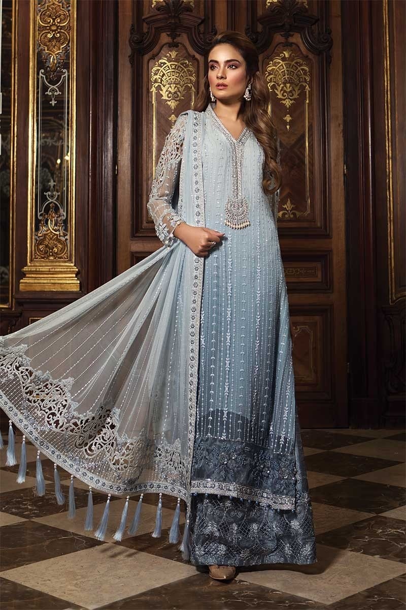 de928c33c04 ... be a perfect choice for evening, wedding and party wear. Have a look on Latest  Formal Wedding Dresses by Maria B posted below and get inspired. Go and ...
