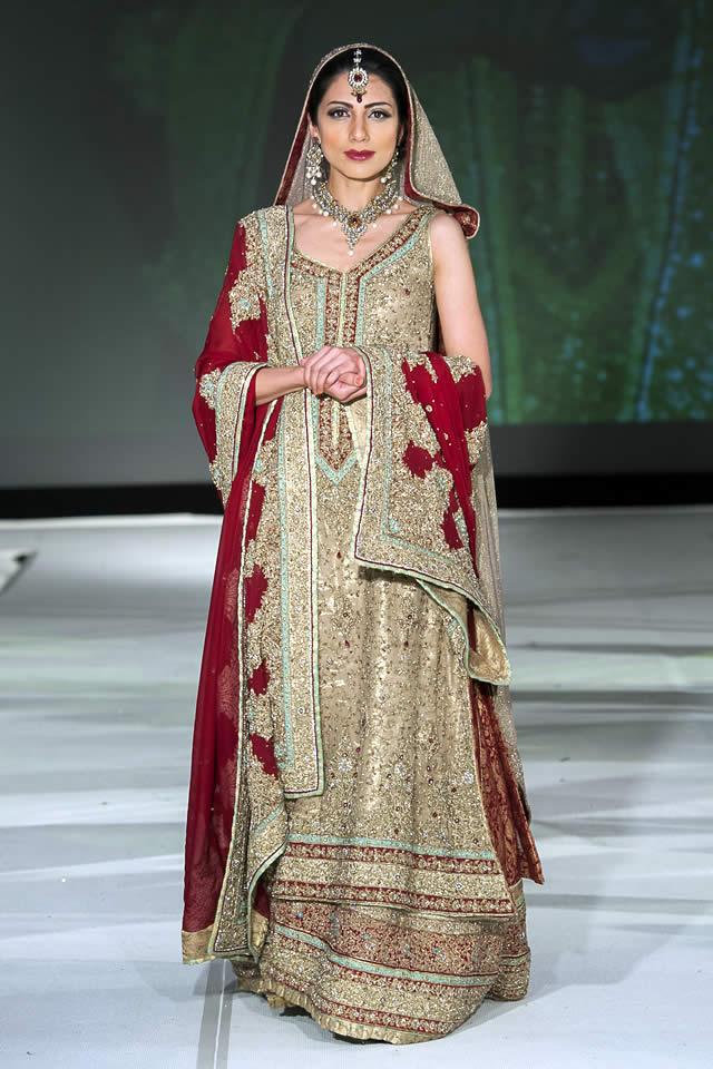 Best popular top 10 pakistani bridal dress designers for Top 5 wedding dress designers