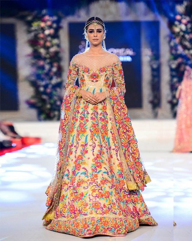 Best Amp Popular Top 10 Pakistani Bridal Dress Designers Hit List