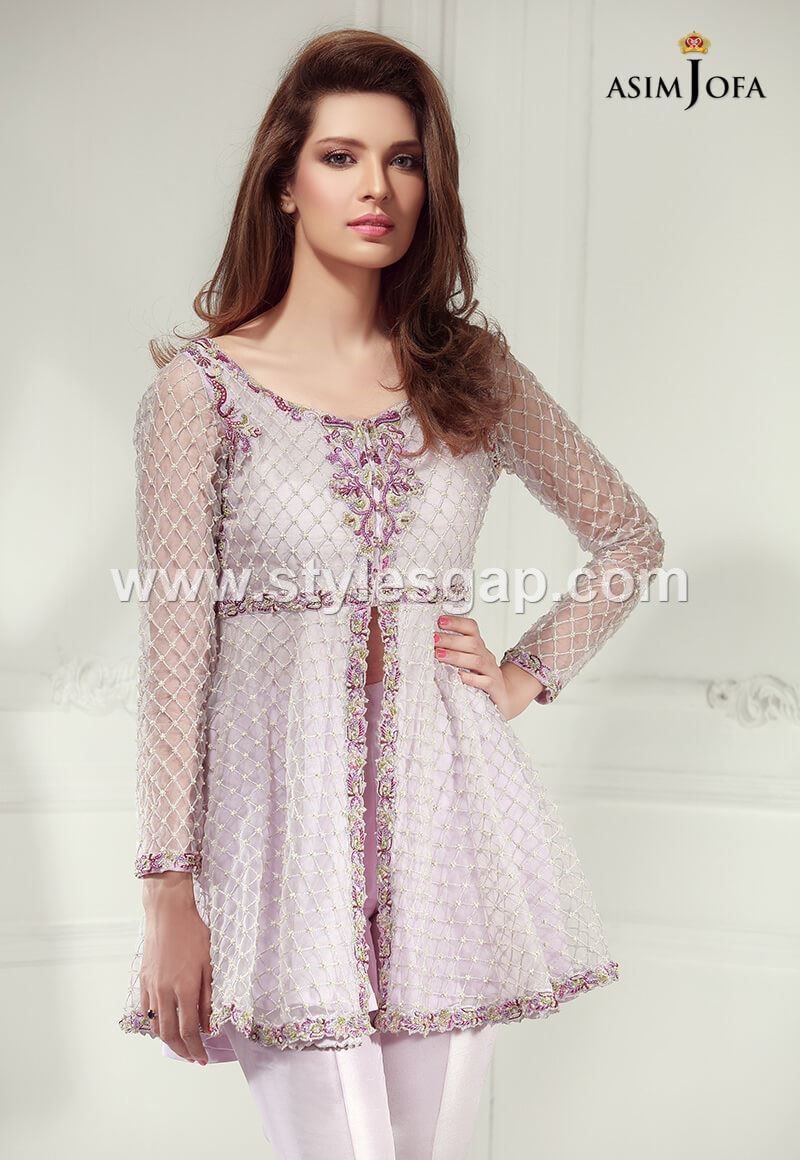Peplum Tops Latest Designs & Styles 2017-2018 Designer Collection (1)