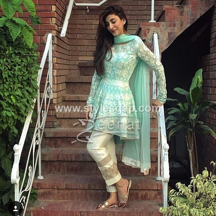 Dress fashion 2018 in pakistan
