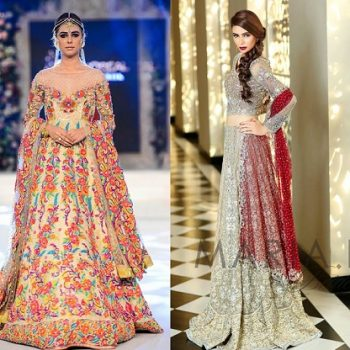 Best & Popular Top 10 Pakistani Bridal Dress Designers- Hit List 2020