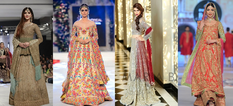 Best Popular Top 10 Pakistani Bridal Dress Designers Hit List 2020