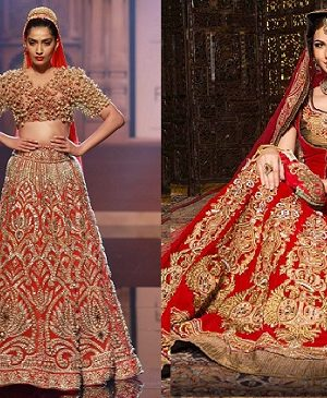 Top 10 Popular & Best Indian Bridal Dresses Designers- Hit List