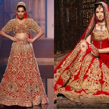 Top 10 Popular & Best Indian Bridal Dress Designers - Hit List