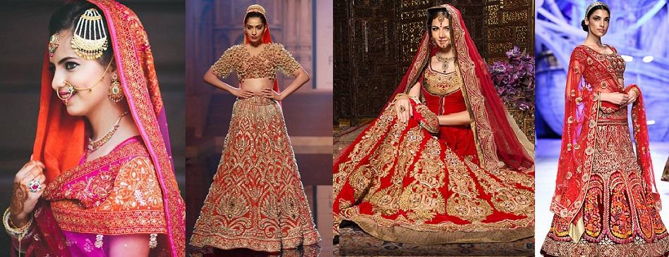 Top 10 Popular & Best Indian Bridal Dresses Designers- Hit List