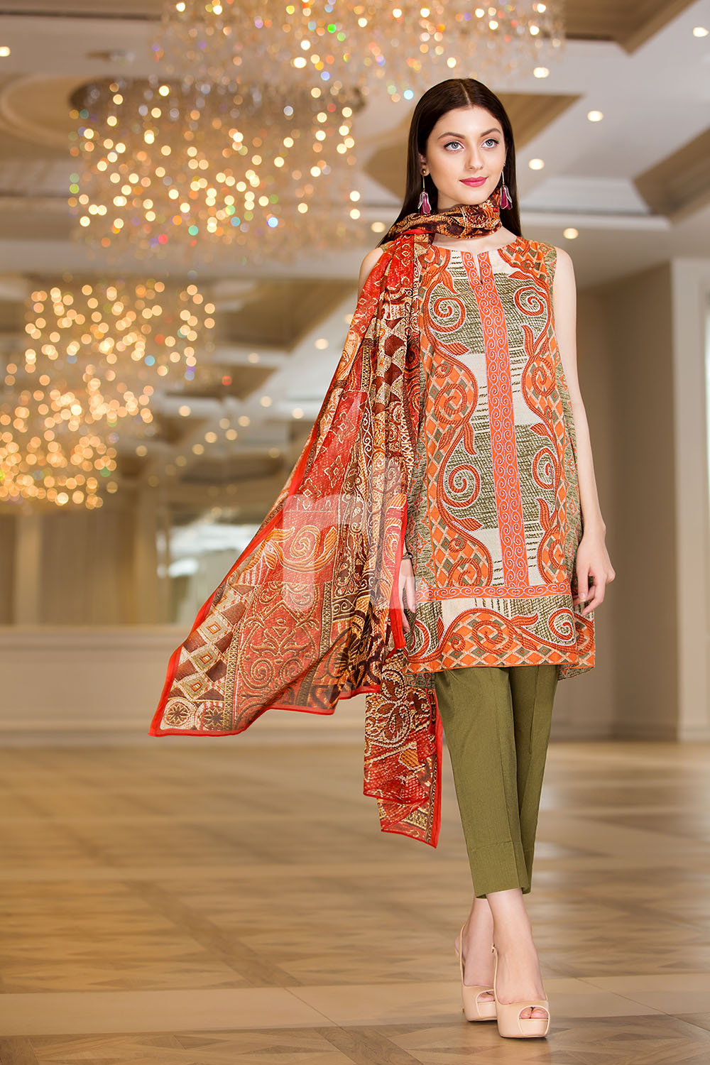 Nishan Linen Spring Summer Collection 2018- Best Lawn ...