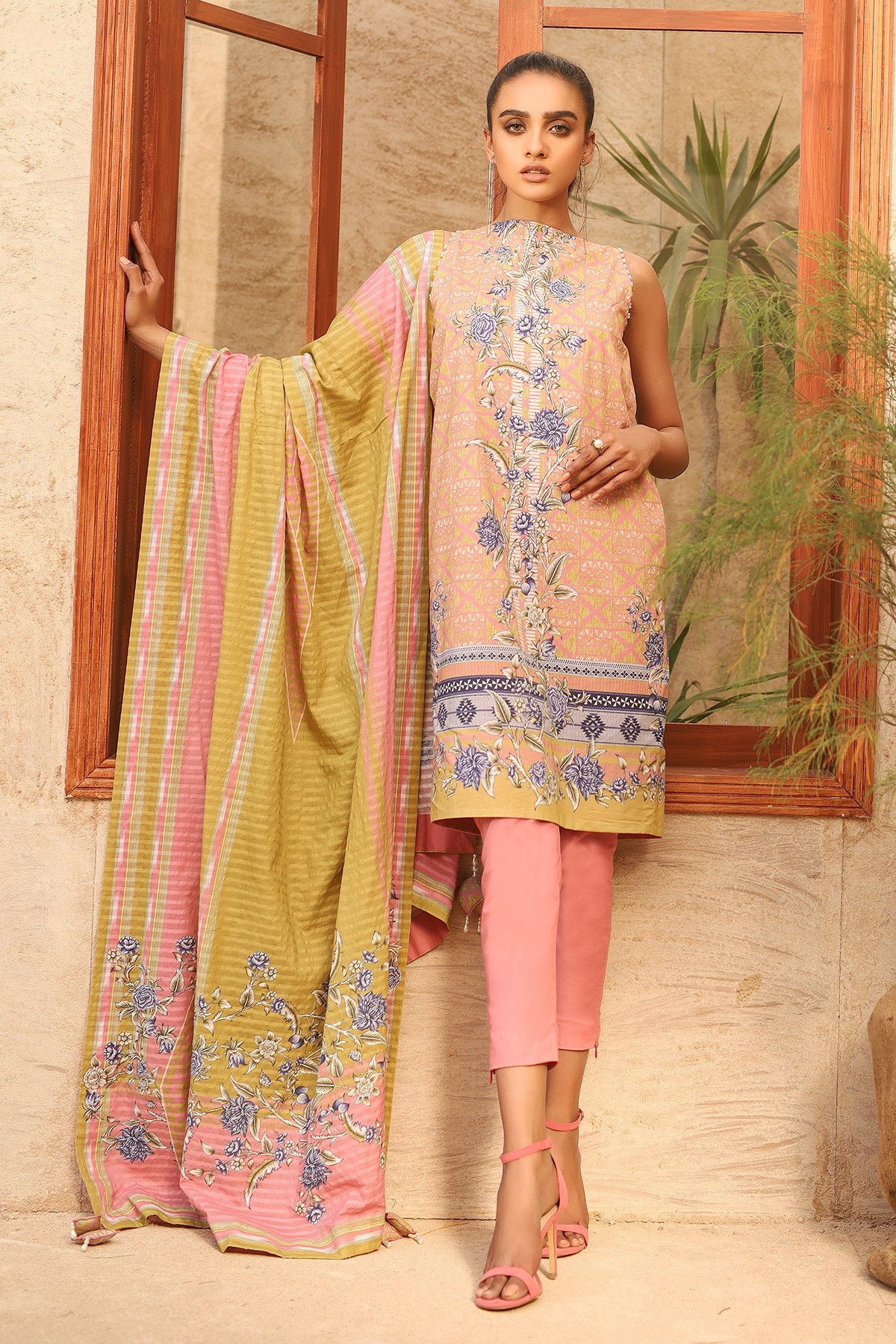 Alkaram Summer Lawn Designs Latest Suits