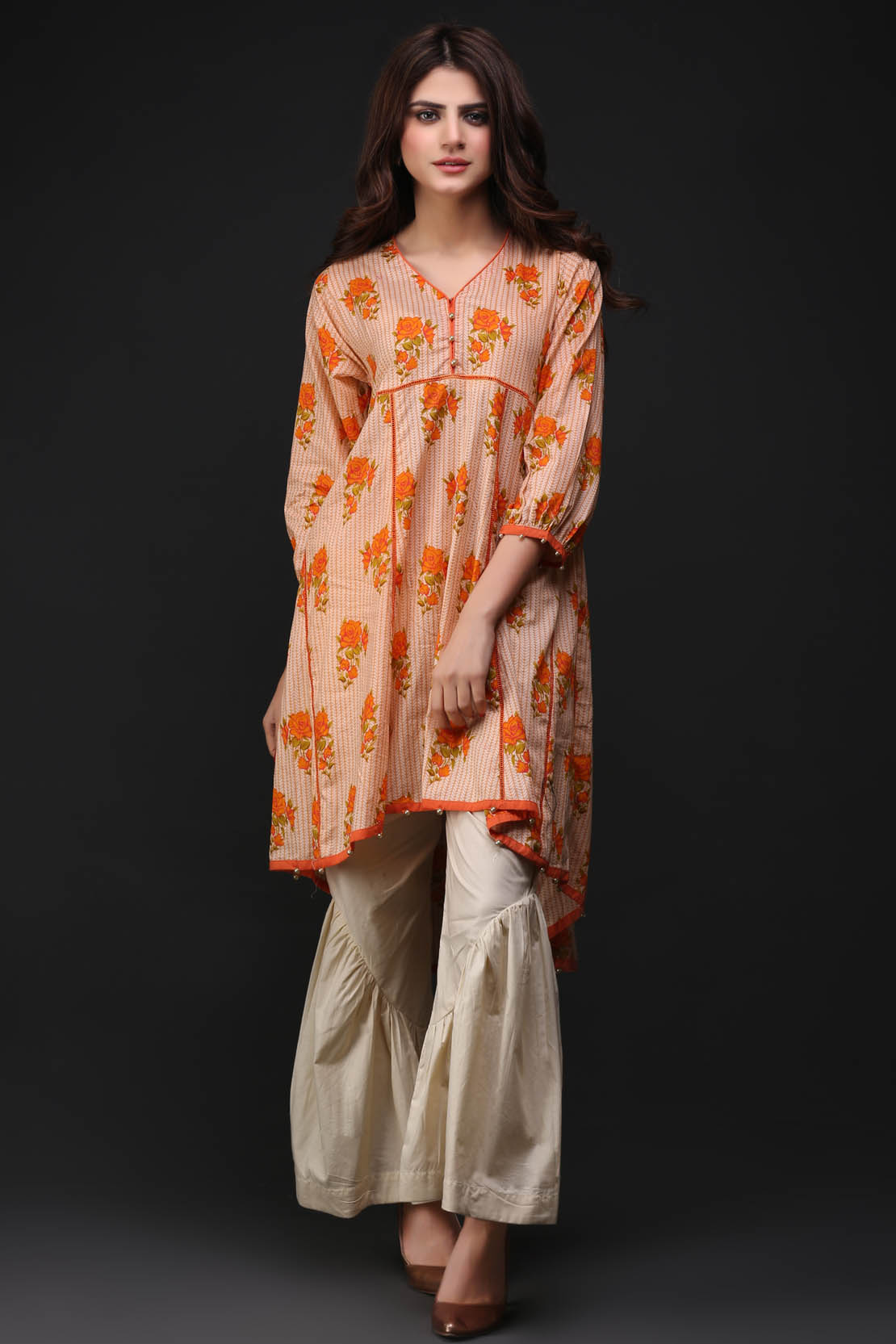 Warda Latest Summer Dresses Printed & Embroidered