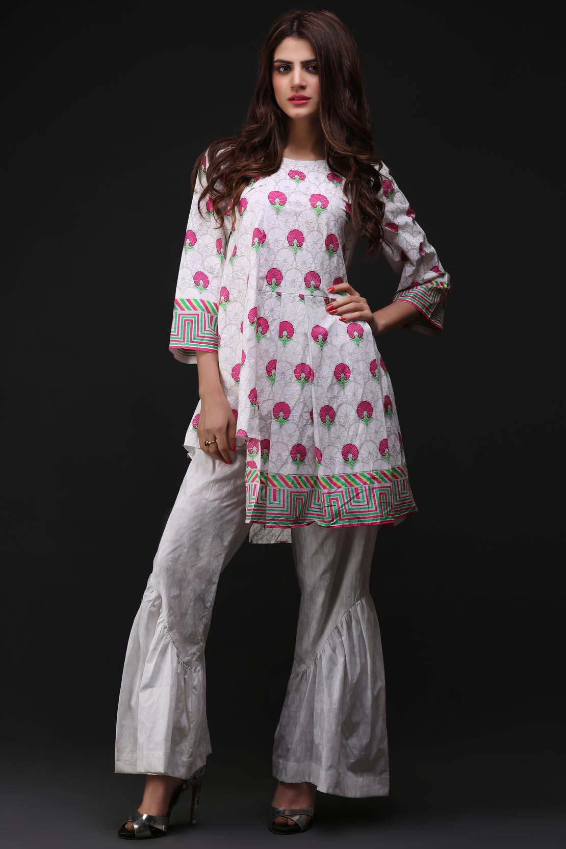 Warda Latest Summer Dresses Printed & Embroidered ...