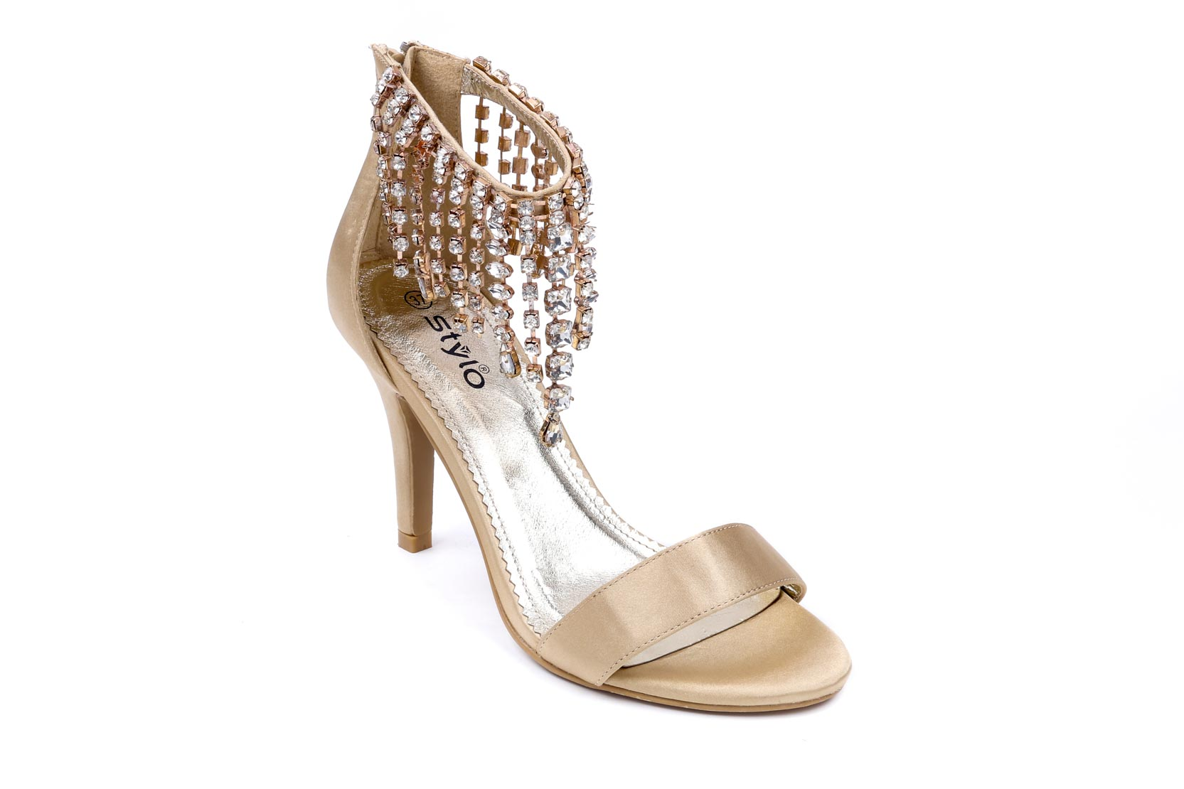 Stylo Fancy Bridal Shoes Latest Wedding Collection
