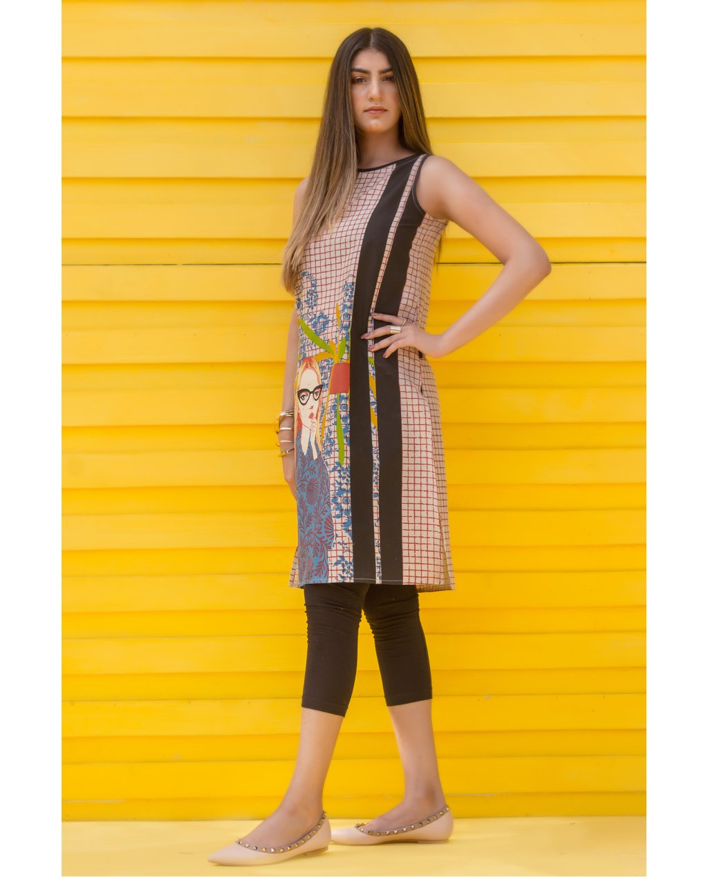 d04fd496aee20 Ego Latest   Stylish Ladies Summer kurta Collection 2018-2019