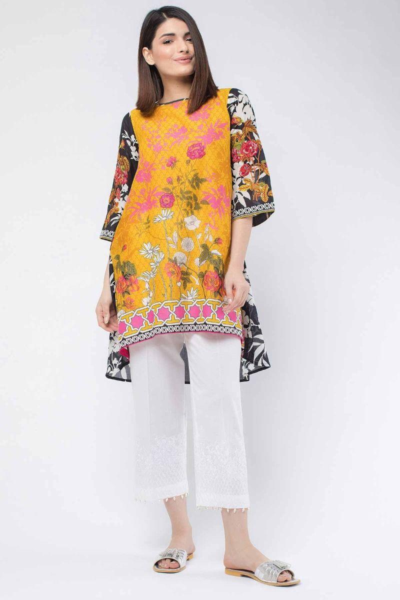 19 Stylish Fall Outfits Worth Copying: Khaadi Stylish Summer Kurtas & Dresses Pret Spring