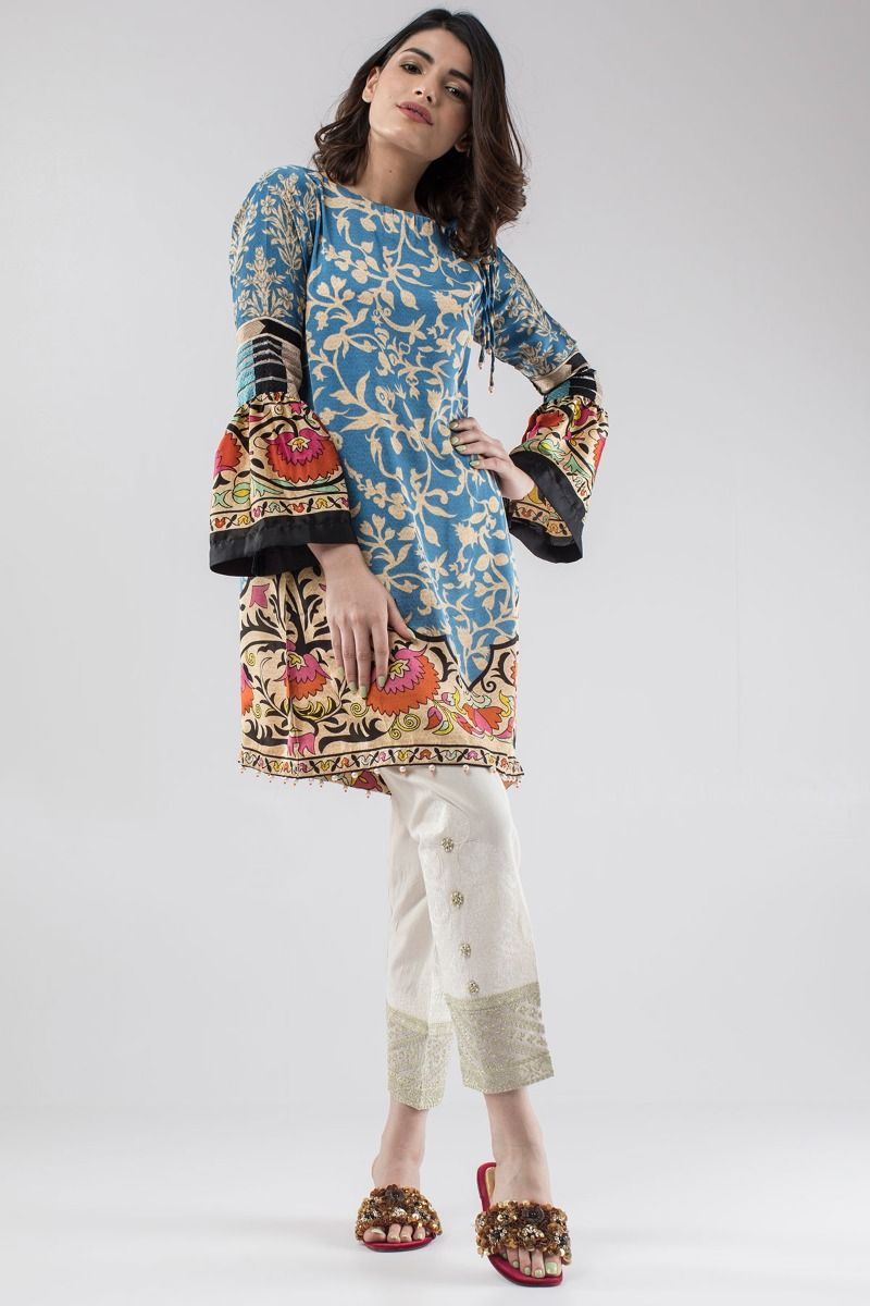 Khaadi Stylish Summer Kurtas Amp Dresses Pret Spring