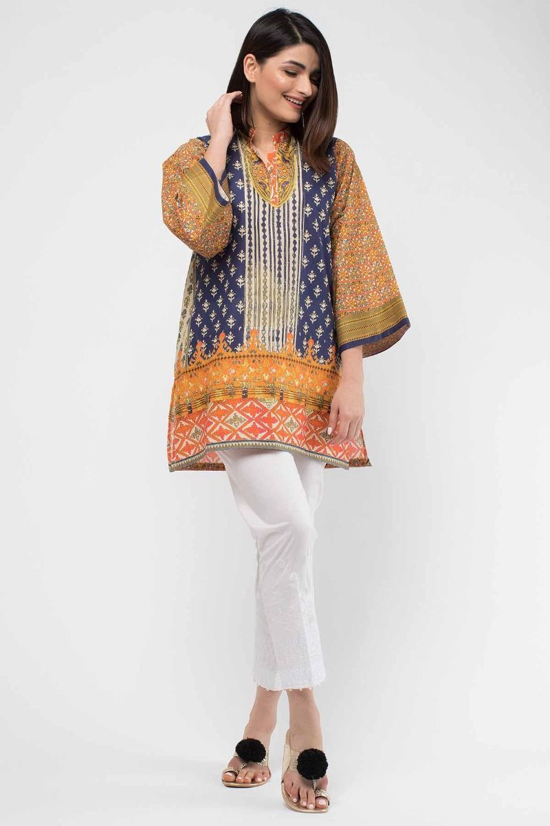 Khaadi Stylish Summer Kurtas & Dresses Pret Spring ...