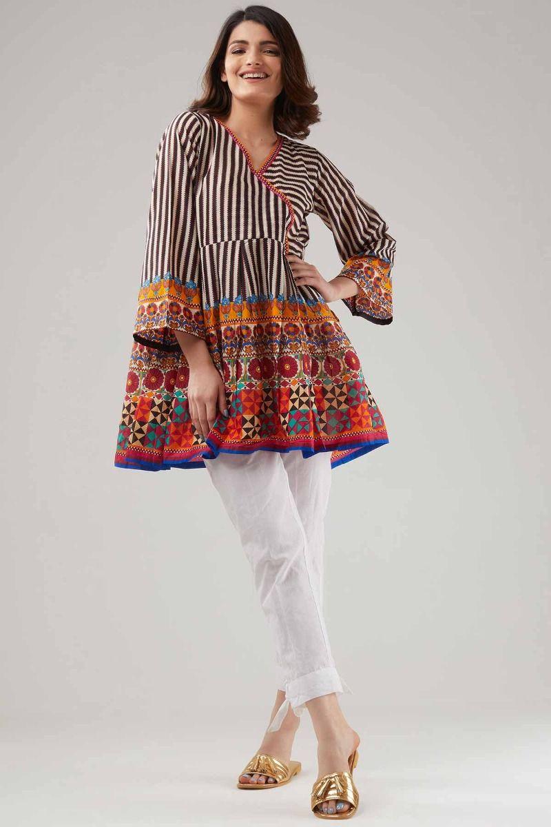Khaadi Stylish Summer Kurtas & Dresses Pret Spring ...