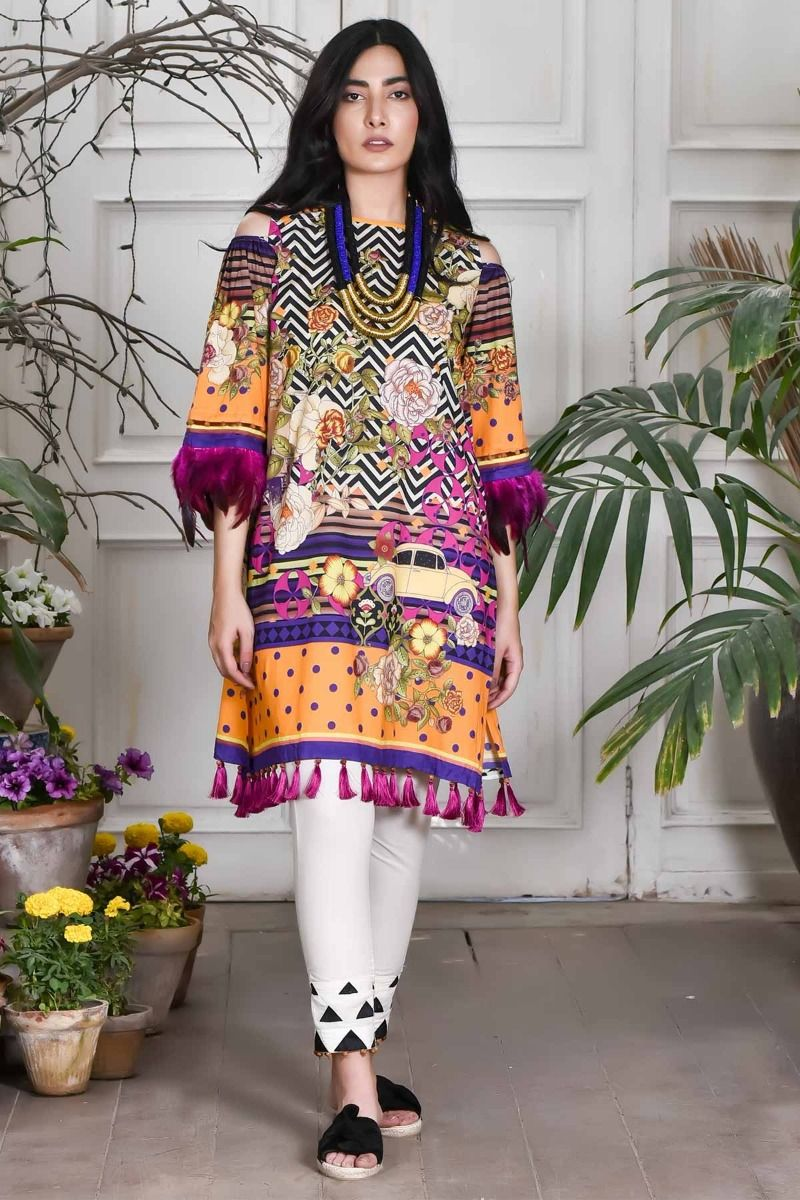 Top 7 Best Designer Summer Lawn Collections 2018 19 To Buy
