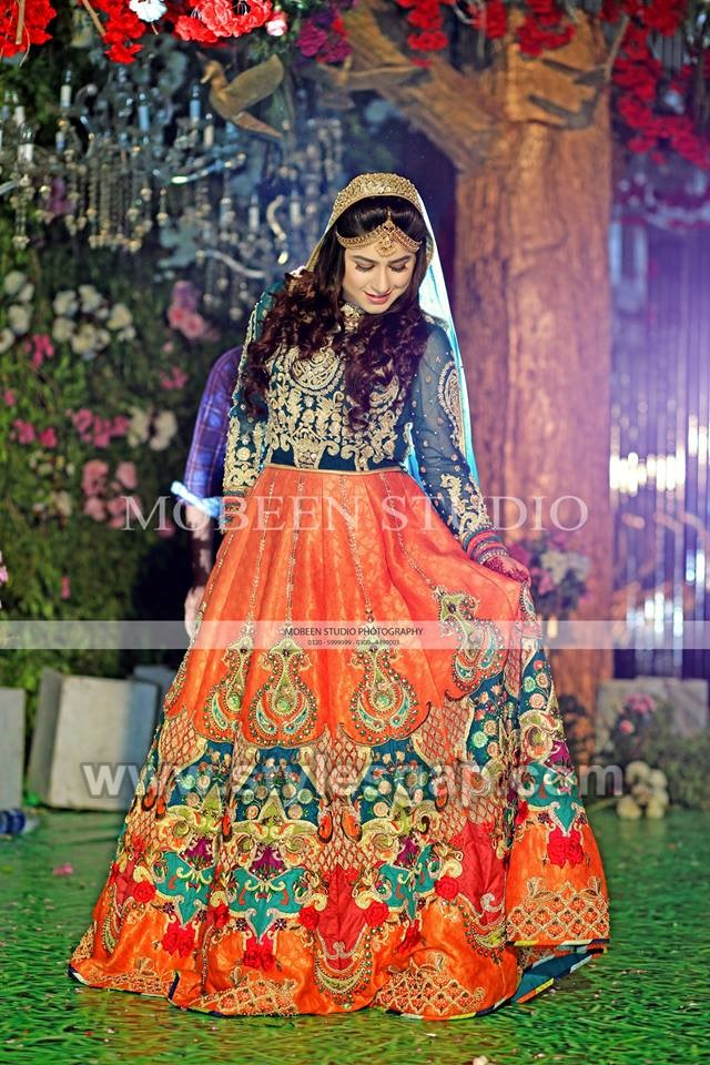 Latest Bridal Mehndi Dresses Designs 2019 2020 4 Stylesgap Com