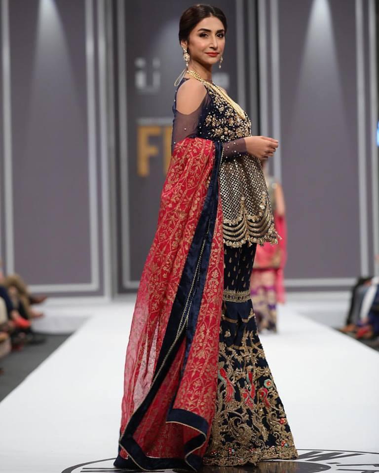 6044ef116404 Latest Pakistani Short Frocks Peplum Tops Styles   Designs 2018-2019 ...