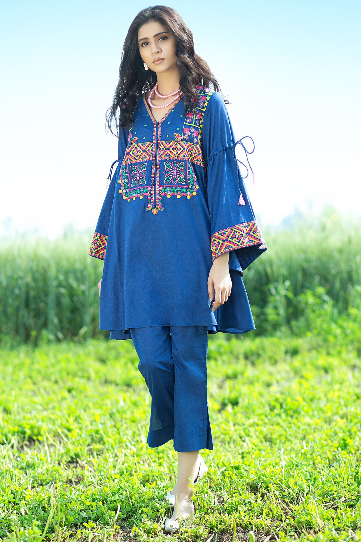 Latest summer kurti designs tops by origins spring for New latest design
