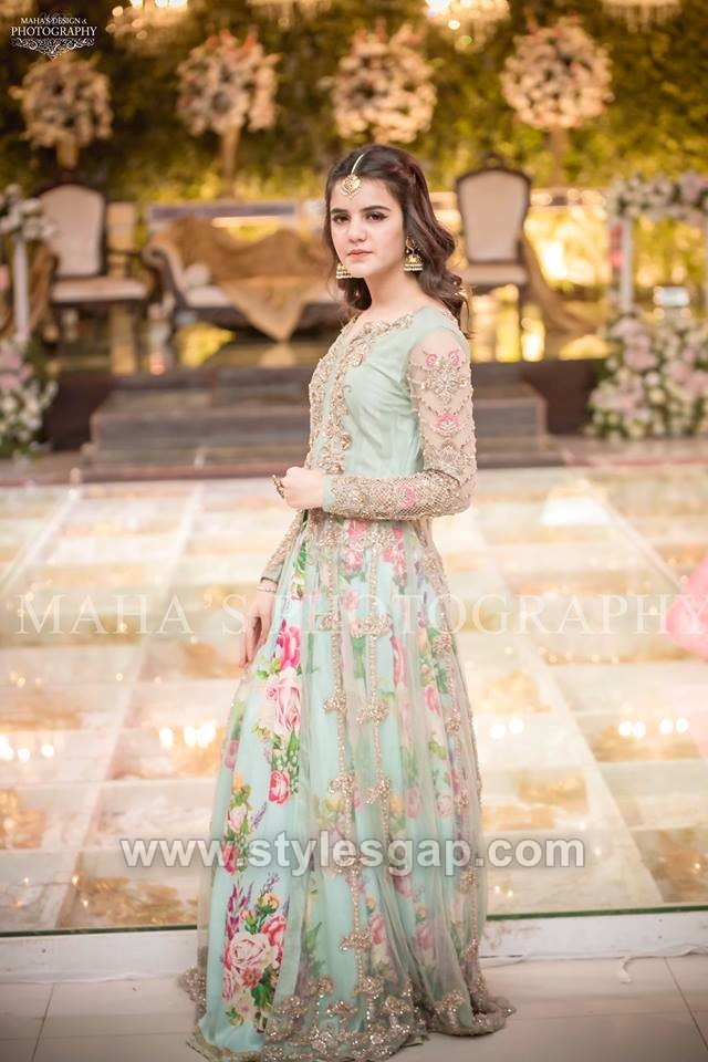 Latest Party Wedding Wear Frocks Designs Collection 2020 2021,Wedding Dresses Over 50 Years Old