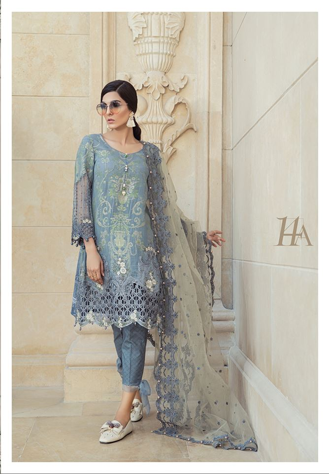 Maria B Lawn Collection 2018 Best Pakistani Designer ...