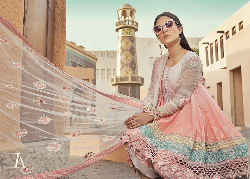 895a74f0fe5 Maria B Lawn Collection 2018-2019 Best Pakistani Designer Summer Dresses