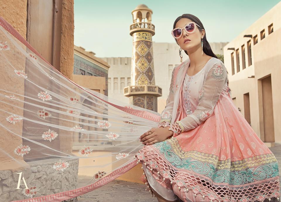 Designer Summer Clothes | Maria B Lawn Collection 2018 2019 Best Pakistani Designer Summer