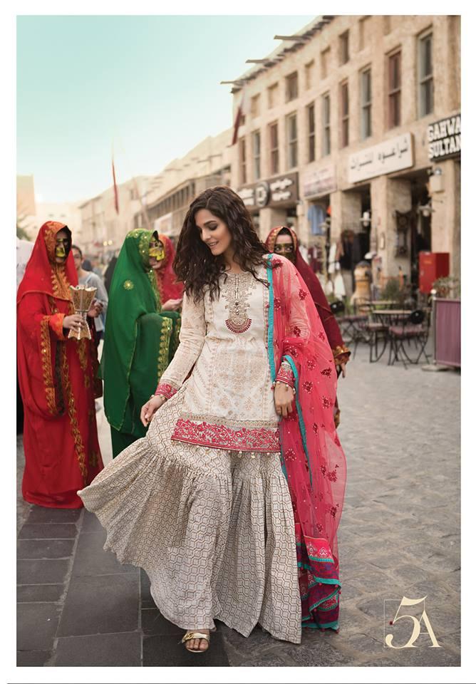 maria b lawn collection 2018 best pakistani designer