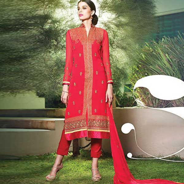 Pure Georgette Indian Salwar Kameez Suits