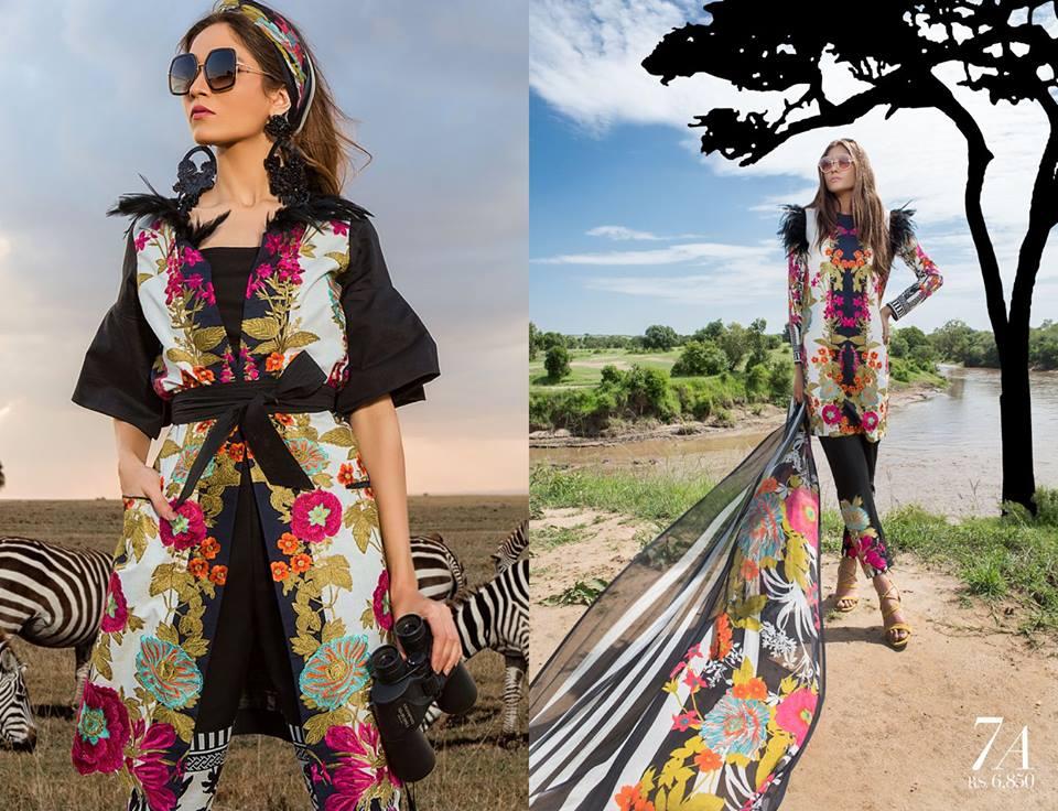 sana safinaz best summer lawn dresses latest collection 2018