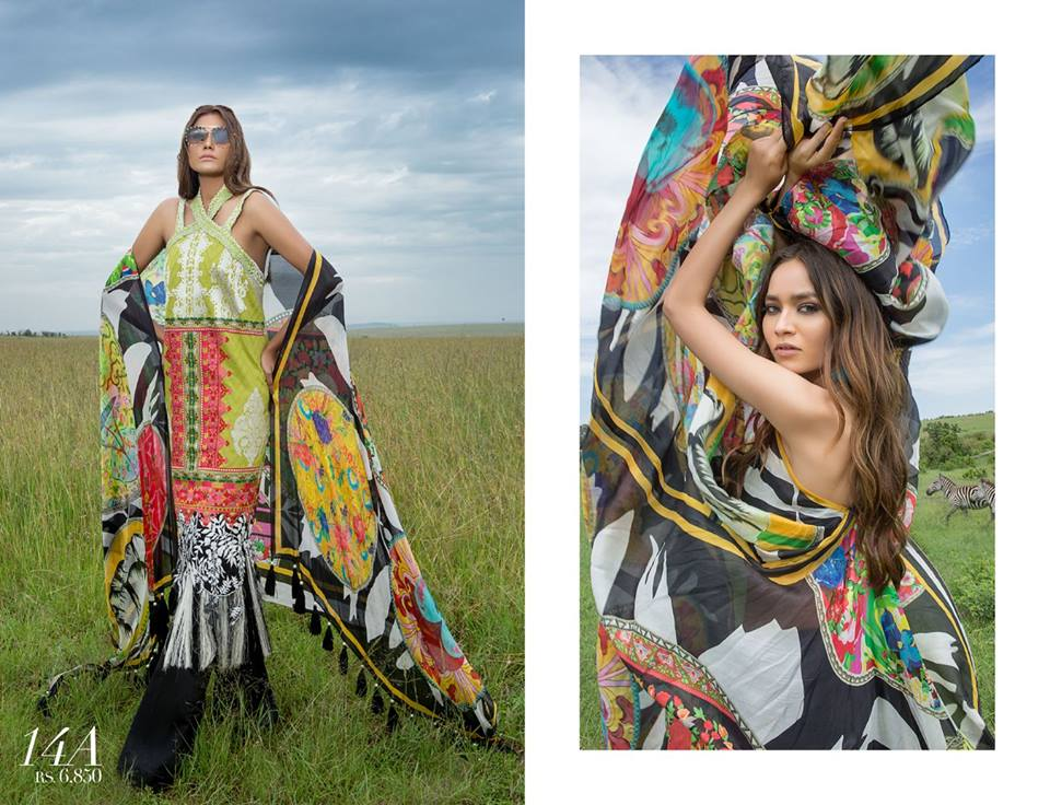 d33bbfade2 This spring summer season assortment is loaded with stunning pure & best  summer lawn dresses in artistic ...