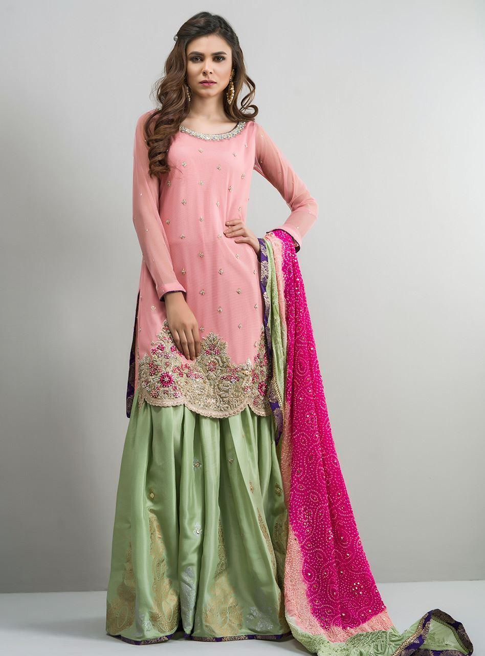 Zainab Chottani Luxury Pret Formal Dresses 2019-2020 ...