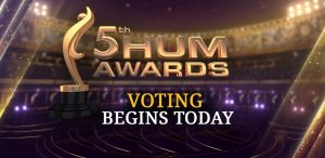 Pakistan's Cultural Capital Lahore to Host the 5th HUM Awards 2017